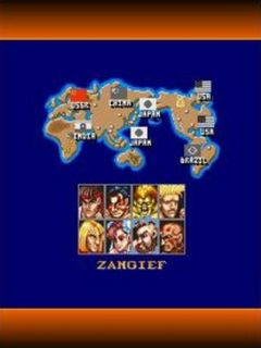 Download free mobile game: Street Fighter 2: The world warrior - download free games for mobile phone.