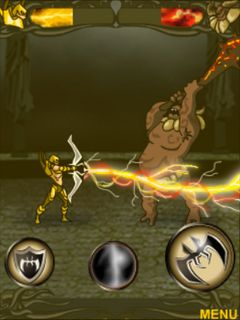 Download free game for mobile phone: Mobi combat - download mobile games for free.
