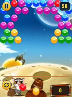 Download free game for mobile phone: Bubble shooter - download mobile games for free.