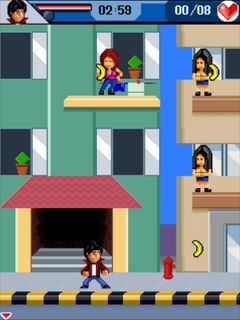 Download free game for mobile phone: Run, Maddy, run - download mobile games for free.