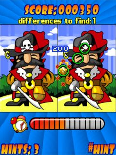 Download free mobile game: Spot the difference: Phone edition - download free games for mobile phone.
