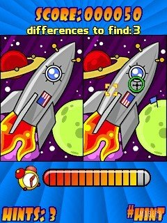 Download free game for mobile phone: Spot the difference: Phone edition - download mobile games for free.