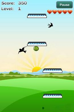 Download free game for mobile phone: Reverse gravity - download mobile games for free.