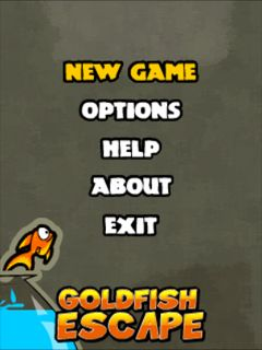Download free mobile game: Goldfish escape - download free games for mobile phone.