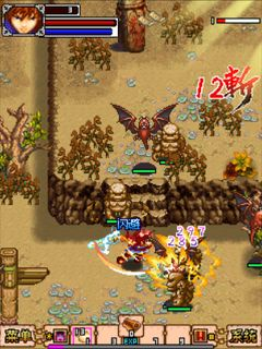 Jeu mobile Le Monde Régulus - captures d'écran. Gameplay Regulus World.