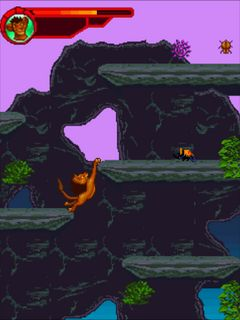 Mobile game Adventures of Simba - screenshots. Gameplay Adventures of Simba.