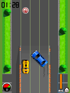 Download free mobile game: Speed racer - download free games for mobile phone.