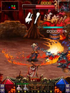 Download free game for mobile phone: Dungeon hero: Dark alliance - download mobile games for free.