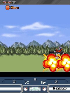 Juego para móvil Mazinger: La batalla del superobot: capturas de pantalla. Jugabilidad Mazinger: The battle of the superobot.