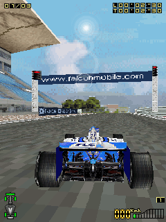 Mobile game Formula Racing 3D - screenshots. Gameplay Formula Racing 3D.