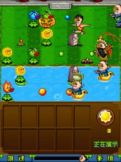 Mobile game Plants vs Zombies 2: It's about time - screenshots. Gameplay Plants vs Zombies 2: It's about time.