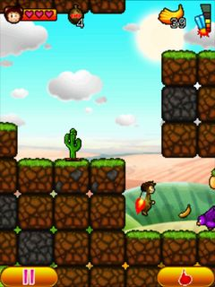 Mobile game Aero Monkey - screenshots. Gameplay Aero Monkey.
