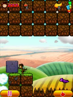 Download free game for mobile phone: Aero Monkey - download mobile games for free.