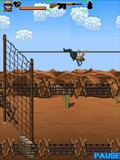 Download free game for mobile phone: Marine Fighter - download mobile games for free.
