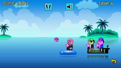 Download free game for mobile phone: Angry champs - download mobile games for free.