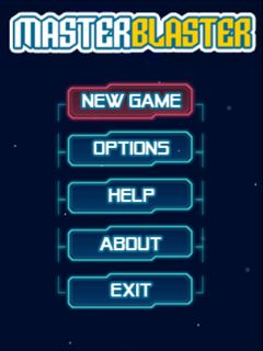 Download free mobile game: Master blaster - download free games for mobile phone.