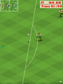 Download free game for mobile phone: Super soccer - download mobile games for free.