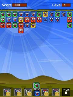 Download free game for mobile phone: Birds Buzzzz - download mobile games for free.