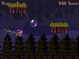 Download free mobile game: Sехy witch - download free games for mobile phone.