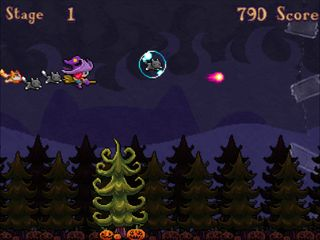 Download free game for mobile phone: Sехy witch - download mobile games for free.
