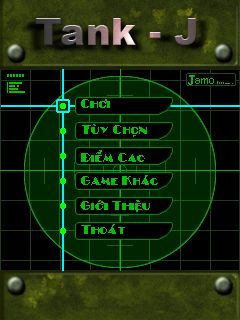 Download free mobile game: Tank-J - download free games for mobile phone.