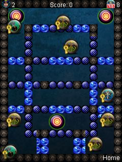Download free mobile game: Zuzumba - download free games for mobile phone.