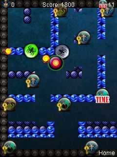 Mobile game Zuzumba - screenshots. Gameplay Zuzumba.