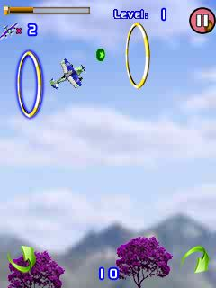 Download free game for mobile phone: King pilot - download mobile games for free.