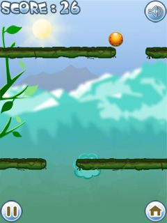 Download free mobile game: Ball balance time - download free games for mobile phone.