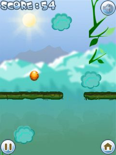 Download free game for mobile phone: Ball balance time - download mobile games for free.