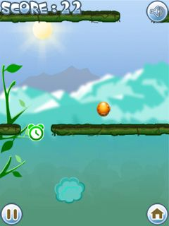 Mobile game Ball balance time - screenshots. Gameplay Ball balance time.