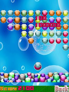 Mobile game Liquid crystal - screenshots. Gameplay Liquid crystal.