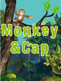 Monkey and cap