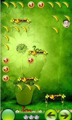 Download free mobile game: Jumping banana - download free games for mobile phone.