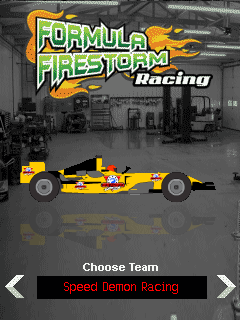 Download free game for mobile phone: Formula: Firestorm racing - download mobile games for free.