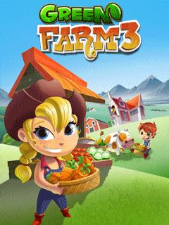 Download free Green farm 3 - java game for mobile phone. Download Green farm 3