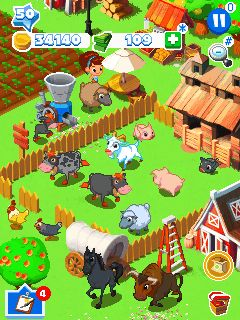 Green farm 3 mod apk for android download.