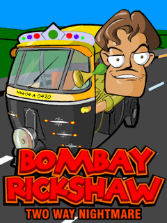 Bombay Rickshaw  Two Way Nightmare