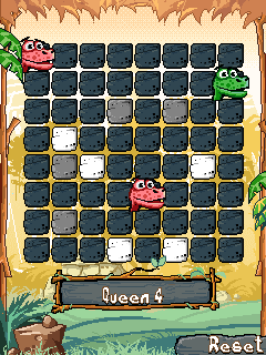 Mobile game Age of rock: The puzzle quest - screenshots. Gameplay Age of rock: The puzzle quest.