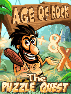 Age of rock: The puzzle quest