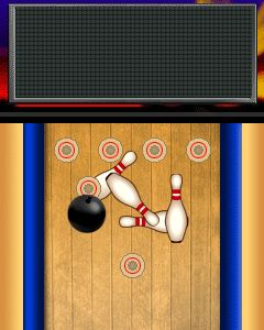 Jeu mobile Le Strike Réussi au Bowling - captures d'écran. Gameplay Lucky strike bowling.