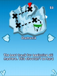 Download free mobile game: Extreme snowboarding - download free games for mobile phone.