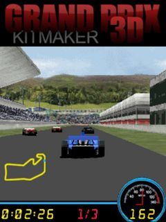 Download free game for mobile phone: Grand prix 3D - download mobile games for free.
