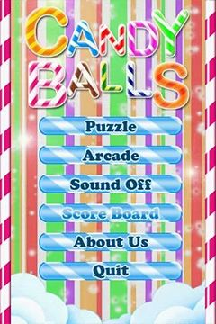 Download free mobile game: Candy balls - download free games for mobile phone.