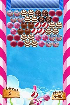 Mobile game Candy balls - screenshots. Gameplay Candy balls.