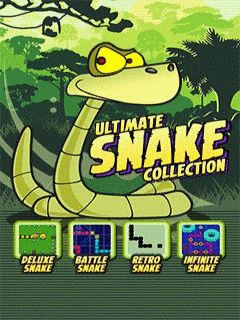 4 in 1 Ultimate snake collection