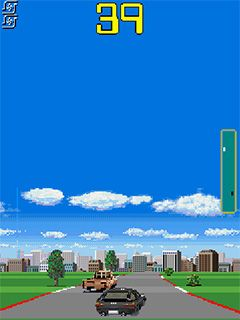Download free mobile game: Chase H.Q. - download free games for mobile phone.