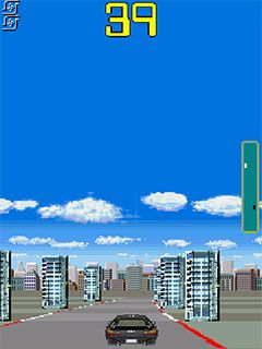 Download free game for mobile phone: Chase H.Q. - download mobile games for free.