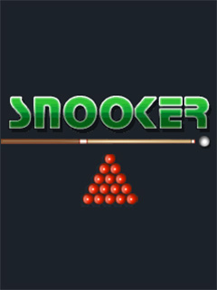 Download free Snooker - java game for mobile phone. Download Snooker