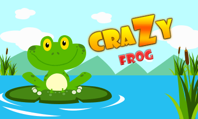 Crazy frogling